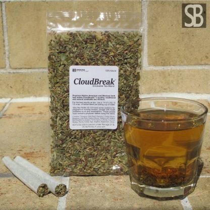 Cloudbreak Herbal Smoking and Tea Blend