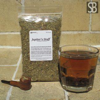 Jupiter's Staff Mullein Based Smokable Tea Blend