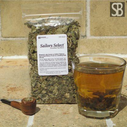 Sailors Select™ Mugwort Leaf Smoking Blend