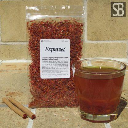 Expanse Flower Based Herbal Smoking and Tea Blend