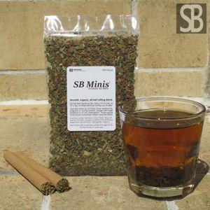 Herbal Leaf Tea and Smoking Blends