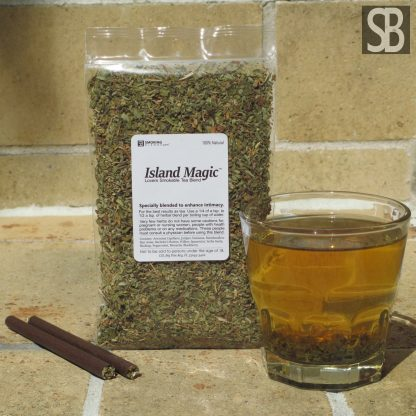 Island Magic™ Lovers Herbal Tea and Smoking Blend