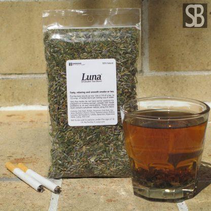 Luna Herbal Smoking and Tea-Blend
