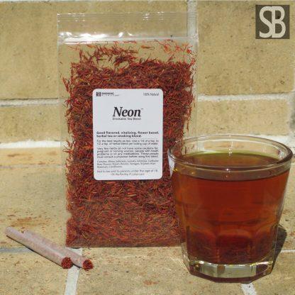 Neon™ Flower Based Herbal Smoking and Tea Blend